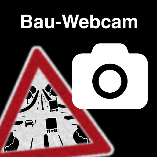 Bau-Webcam Wiblinger Allee