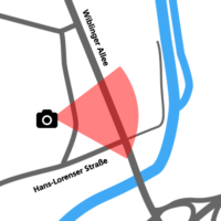 Webcam Standort Mitte