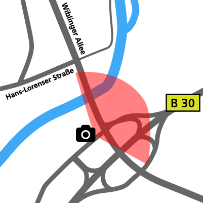 Webcam Standort Süd